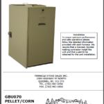 gbu-070 manual