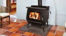 The Princess Wood Stove